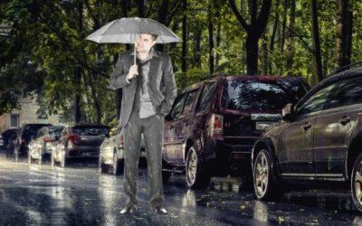 Olvadás, sár, eső? Jól jön a magas peremű gumiszőnyeg!