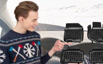 Peremes hótálca, az elengedhetetlen téli autóskellék!